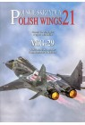 Polish Wings 21 MiG-29 Kościuszko Squadron Commorative Scheme
